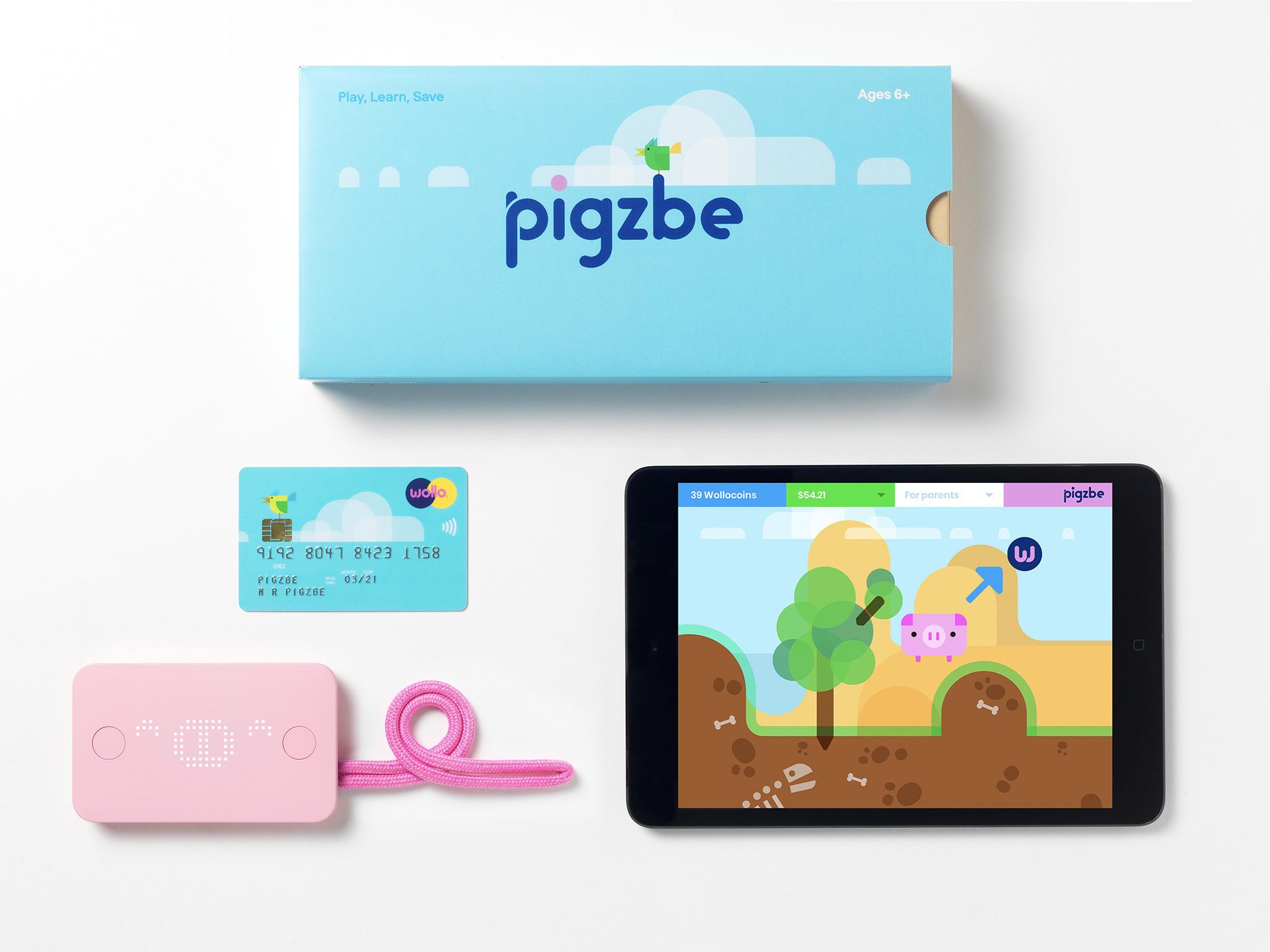 The Pigzbe kit